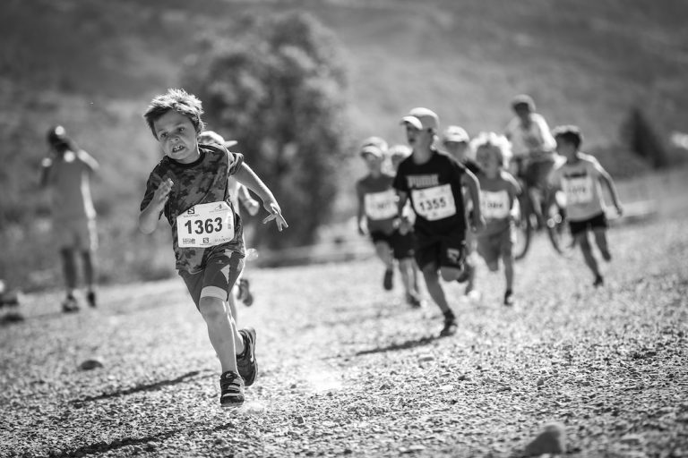 Serre Che Kids - Trail Salomon