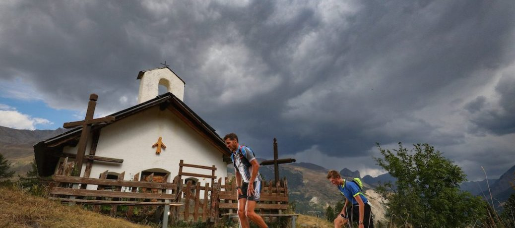 Tour des Chapelles : 12km 600d+