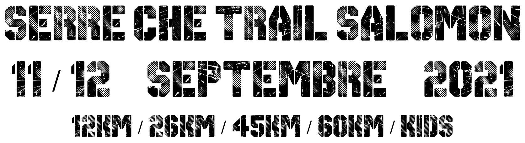 Serre Che Trail Salomon 2021